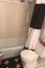 Guest Bathroom Remodel Impressive Before And After Guest Bathroom Remodel Featuring A DIY Custom Vanity