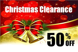 Ben Franklin Crafts and Frame Shop: 50% Off Christmas Clearance ...