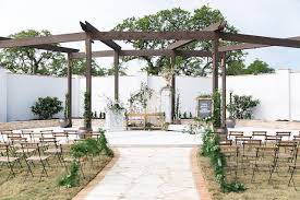 pergola wedding ceremony mint photography garden grove