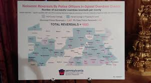 Pa State Government Chart Pa Gov Naloxone Has Saved Over 1 000 Lives Reports Wolf