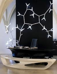 contemporary office lighting. Modern Lighting System Contemporary Office Design And Elegance To Your Work Space So That