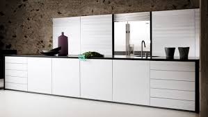modern kitchen cabinet without handle. Eggersmann Kitchens Designs Are Characterized By The Production Of Luxury, High Quality And Innovative Design. Smooth Surface Without Handles Modern Kitchen Cabinet Handle