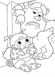 Kids N Fun 25 Kleurplaten Van Monsters En Co