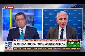 Fauci Said Correcting Trump's Lies Is What Did Him in With the Right -  Rolling Stone