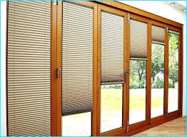 double sliding glass doors home depot blinds between patio with built in blind