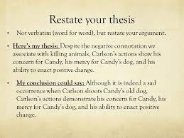cheap critical analysis essay ghostwriting services usa william image titled restate a thesis step