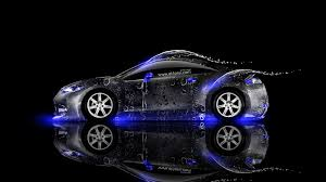 mitsubishi eclipse jdm water car