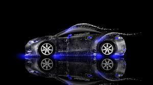 mitsubishi eclipse jdm water car