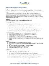 Ambassador Coordinator Job Description