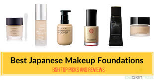 top 6 best anese makeup foundations in 2018 beskinhost latest and in depth beauty and skincare tips reviews