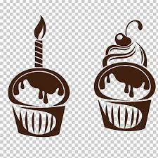 Chocolate Cake Birthday Cake Muffin Ice Cream Cake Png Clipart