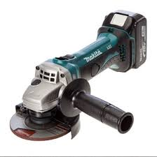makita cordless grinder. makita dga 404 z cordless li-ion grinder sudut unit only - dga404z