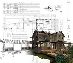 Best Sketching Rendering Architectural Drawings Images On