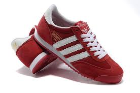 adidas shoes for men. adidas originals dragon casual running shoes for men red white