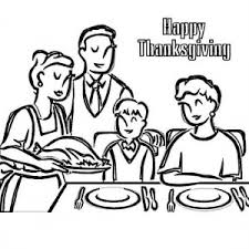 Small Picture Thanksgiving Dinner Coloring Pages Getcoloringpages Com Coloring