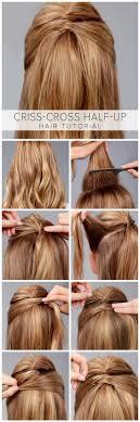 Peinados F Ciles Y Modernos Para Las Que Son P Simas Haciendo