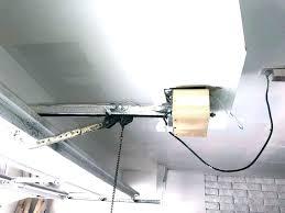 how to set genie garage door opener genie garage door opener installation manual genie garage door