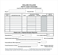Petty Cash Log Book See The Image Below To Understand It Better Petty Cash Ledger