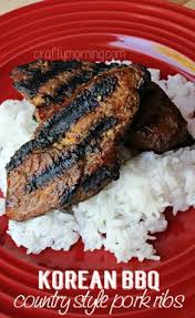 Countrystyle Pork Ribs With ChipotleCherry Barbecue SauceCountry Style Pork Rib Marinade Recipe