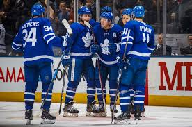 toronto maple leafs home schedule 2019