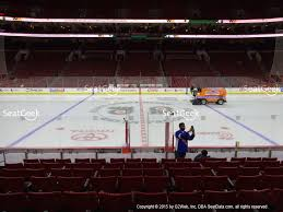 flyers arena seating chart wells fargo center section 101 seat views seatgeek