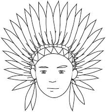 Small Picture Native American Coloring Pages For Adults Indian Coloring Pages