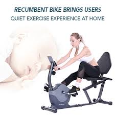 MaxKare Recumbent Exercise Bike Indoor Cycling ... - Amazon.com