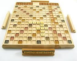 Handmade Wooden Board Games Scrabble game Etsy 91