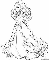 The Little Mermaid Coloring Pages Free To Print Awesome 9irazbbxt