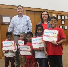 Elementary Students Take on Reading Challenge | Thomasville City Schools
