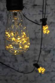 10 metres with led starry teardrop