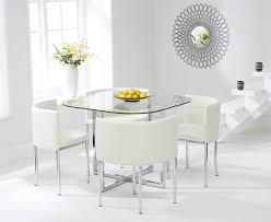 square glass dining table sets  great furniture trading company