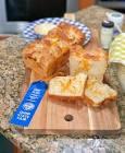 1st place fair cheese bread