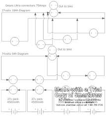 building e bike with e backpack endless sphere  at Ampedbikes Controller Wiring Diagram