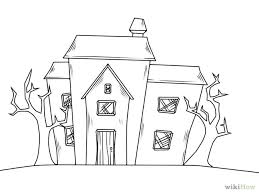 Simple House Drawing architecture haunted houses lessons tes teach within  670 X 503