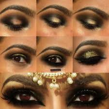 easy arabic eye makeup tutorial