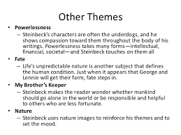 mice and men themes essay of mice and men themes essay