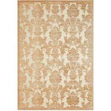 graphic illusions light gold 5 ft x 7 ft area rug