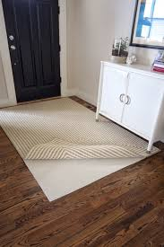 Image of: Entry Rugs Stripes