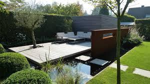 Moderne Tuin Met Een Landelijk Tintje Landelijkwonenblog
