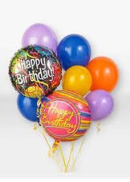 Birthday Balloon Bouquet In Sun Valley Ca Bardwells Florist