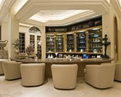 home bar designs. elaborate design for a contemporary home bar in neutral hues designs
