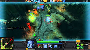 DotA 2 Beta - Drow Ranger Gameplay ...