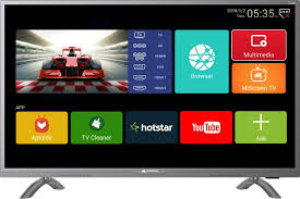 Micromax Canvas 127cm (50 inch) Full HD LED Smart TV 2018 Edition 3)