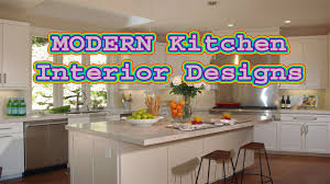 Small Picture Modern kitchen Interior Designing ideas Kitchen Design Trends