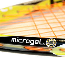 Image result for microgel technology racquet