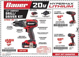 harbor freight hammer drill. harbor freight bauer tool coupons hammer drill t