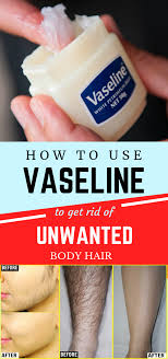 how to use vaseline for hair page 1
