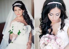 Svatební účes S čelenkou Svatební účesy S Diadémem Jsou Nejlepší