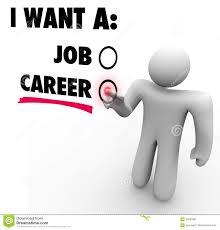 clipart job search to career planning clipartfox i want a job vs career choose